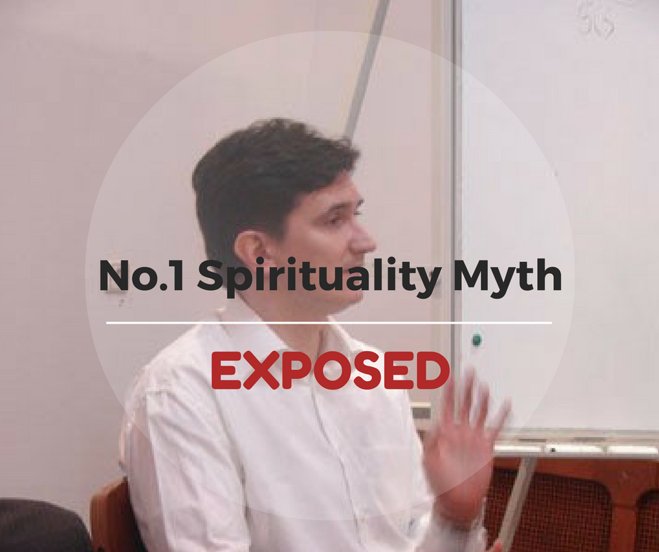 Number One Spirituality Myth Exposed