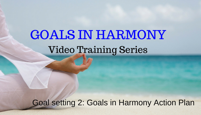 The Goals In Harmony Action Plan And The Fatal Mistake You Shouldn't Make