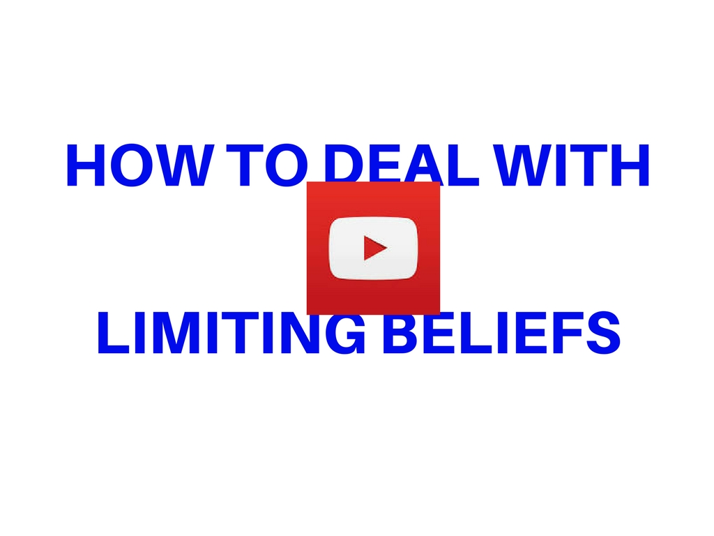 Find And Eliminate Your Limiting Beliefs VIDEO